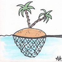 Catch the Island!